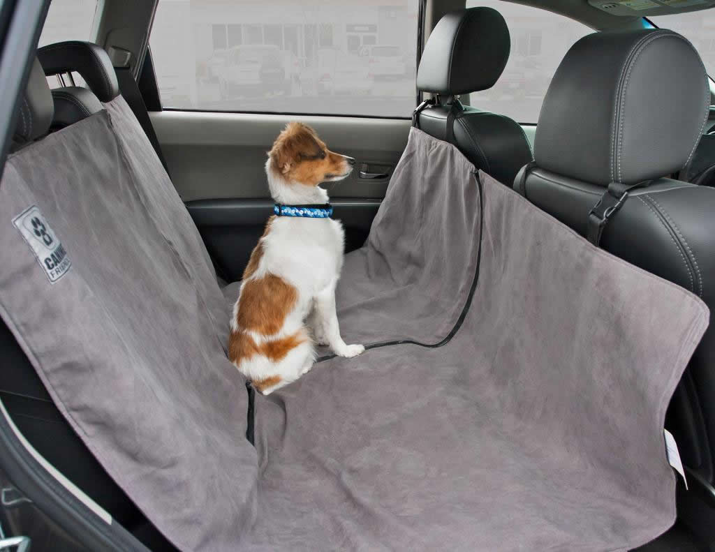 Canine Friendly Dog Car Seat Protector  