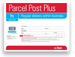 Australia Post Parcel Post Plus
